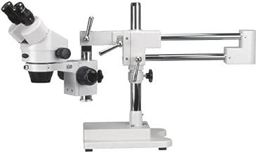 stereo boom microscope