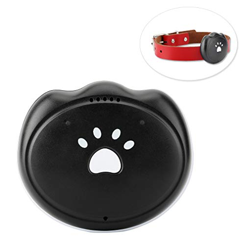 SZFY-TAIOW Pet GPS Tracker,Waterproof/Alarm/Real-time Tracking/Voice Monitor/Security Fence Compatible Smart Anti-Lost GPS Tracking Device Dogs/Cats Finder Locatorfor iOS/Android System