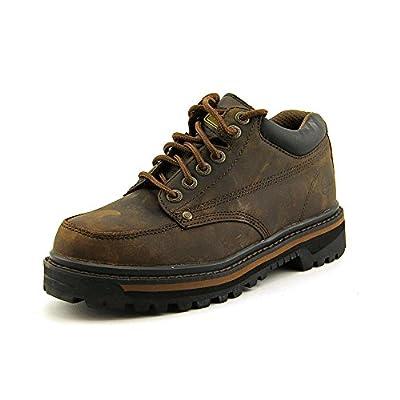 Skechers Men's Mariner Low Boot,Dark Brown,12 M US