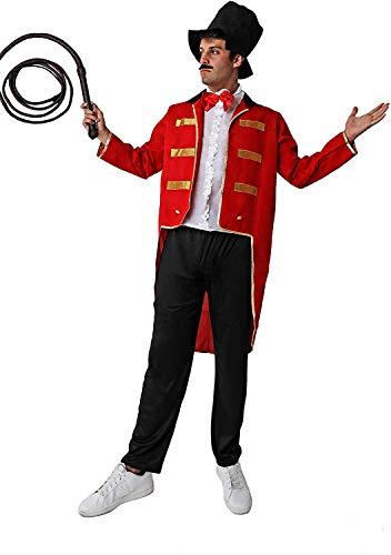 Costumizate! Disfraz de domador Adulto Especial para Fiestas de Disfraces y Carnaval Talla Unica