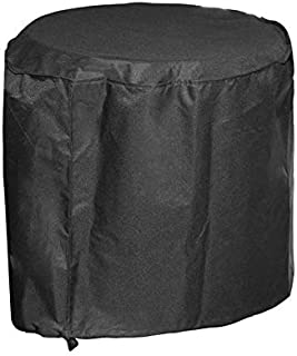 ProHome Direct Heavy Duty Weather Resistant Cover Fits for Char-Broil The Big Easy Turkey Fryer, Black