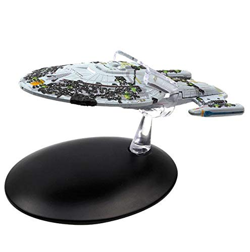 Star Trek Starships Collection Special Assimilated U.S.S. Voyager