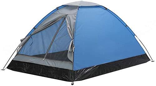 YAYY Waterdichte Camping Tenten 2 Persoon Familie Outdoor Tenten Vissen Jacht Feest Camping Tent Ultralight Beach Reizen (Upgrade)