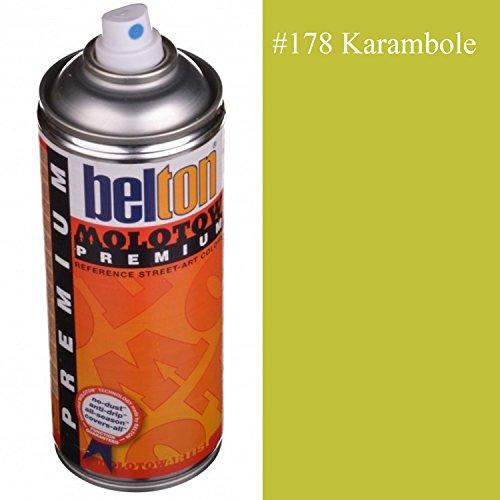 Molotow Premium 400 ml karambole