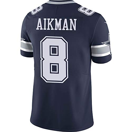 Dallas Cowboys Mens NFL Nike Limited Jersey, Michael Irvin, Large, Navy