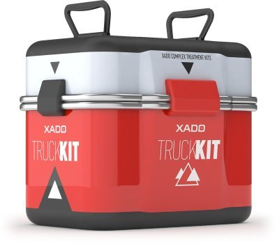 XADO KIT for Manual Transmission Diesel Engine Truck - Engine Oil, Power Steering, TRANSSMISION & Fuel ADDITIVES - High Mileage Formula