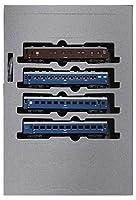KATO Nゲージ 43系夜行急行「きそ」 4両増結セット 10-1624 鉄道模型 客車