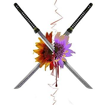 Sunflower Samurai