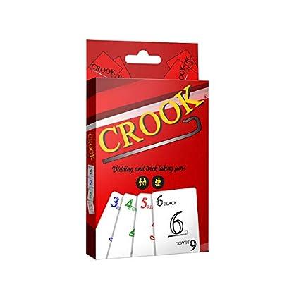 Crook Card Game