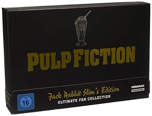 Pulp Fiction - Jack Rabbit Slim's Edition - Ultimate Fan Collection [Blu-ray]