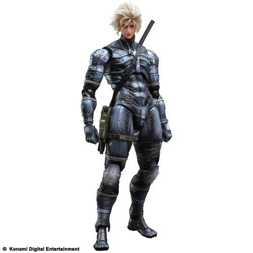 Figurine 'Metal Gear Solid 2' - Raiden [Importación Francesa]