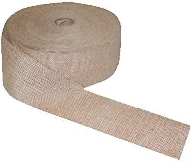 7 inch wide specialty shop Year-end gift 10 oz 100 Burlap Roll yards