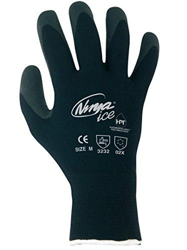Singer - Paire de gants spécial froid - Double couche - NI009