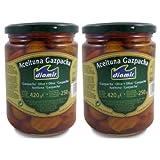 Aceitunas Gazpacha 250gr pack de 2