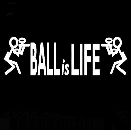 Auto-Aufkleber-Aufkleber Paintball Ist Leben Aufkleber Vinyl Aufkleber Auto Lkw Aufkleber Paintball Auto Aufkleber Auto Styling 22,9 CM * 7,3 CM 1 Stück