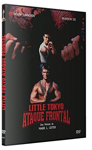 Little Tokyo: Ataque Frontal DVD 1991 Showdown in Little Tokyo