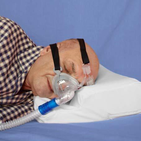 Fluffy Cojín de pu de memoria lenta MPR para máscaras - O2-Med