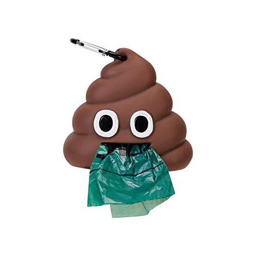 cuffslee Umweltfreundlich Poop Bag Dispenser Hundekotbeutel Pick Up Kit Müllsack Ersetzen Sie Den Äußeren Kulturbeutel Für Den Hund
