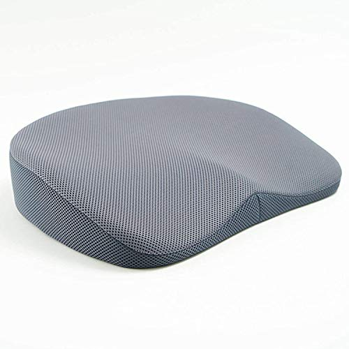 GoodMonday Zero Gravity Meditation Seat Cushion, Comfortable Upright Posture Corrector, Relieves Shoulder & Back Pain, Great for Car, Airplane Flights, Wheelchair, Computer & Office Chair - Size C