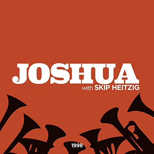 06 Joshua - 1998 audiobook cover art