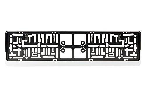 BC Corona EXT25212 Dacar 3D Porta Matricula, Cromado