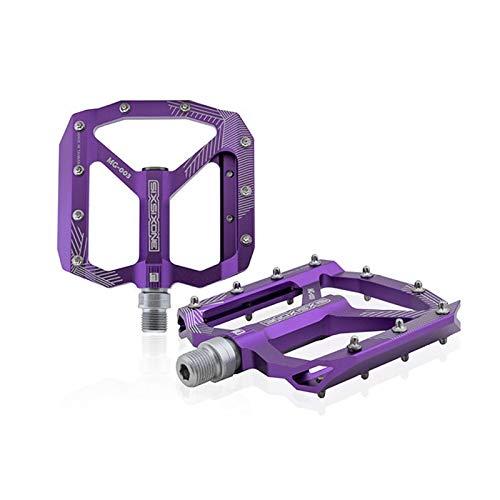 SIXSIXONE - Pedales de bicicleta con sellado Utral, cuerpo d