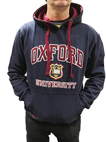 Sudadera con Capucha de la Universidad de Oxford - Ropa con Licencia Oficial