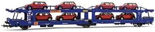 Electrotren – el6032 – Modelismo ferroviario – Wagon Porte-Autos de Dos Niveles sifta – 8 Autos