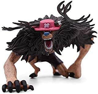 Anime Collectible Action Figure - 9 Styles Anime One Piece Luffy Chopper Dracule Mihawk Going Merry Shanks PVC Action Figure Collectible Model Toy - Chopper no Box - C505