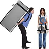 Thenewallhere Moving Straps for 1 Mover Lifting,Carrying Furniture Appliances Etc in Font/Back.Adjustable Straps,Secure Refrigerator,Washer,Dryer Carrying,Lifting Moving Supplies