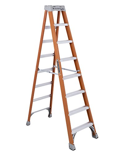 Louisville Ladder FS1508 Ladder, 8-Foot