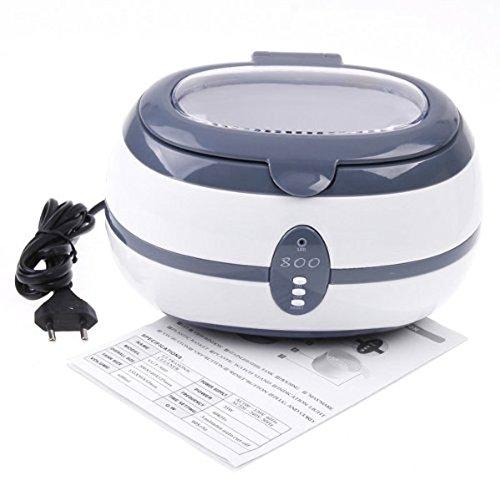 coil master vgt-800 vaschetta per pulizia ad ultrasuoni 600 ml