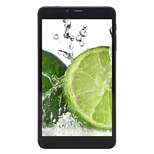 Tableta para Android 9.0, 6.98in Tableta de 4 núcleos 1280x720 Pantalla HD IPS con 2G + 16G, parlantes incorporados, cámaras duales Delanteras y traseras, certificación 3C / CE/ROSH/GMS, 2800mAh