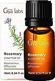 Aceite esencial de romero: una comodidad tranquila de un cabello más sano y fuerte (10 ml) - Aceite de romero de grado terapéutico 100% puro