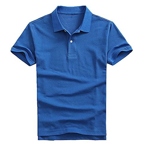 N\P Camiseta de verano de manga corta para hombre y mujer