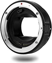 Altson EF/EF-S Lens to Sony E Mount T Smart Adapter (CEF-SE)