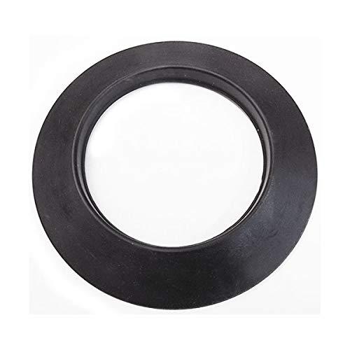 silicone Rose noire dn 100 mm d. extérieur de 180 mm. granulés de fumée