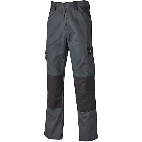 Everyday Trouser, Grau/Schwarz, 54