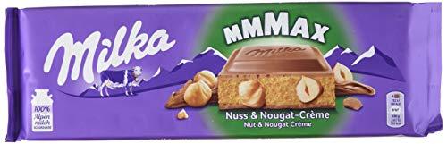 Milka Nuss Nougat, 300 g