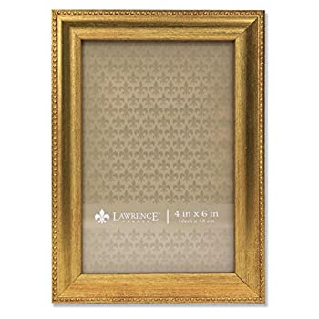 Lawrence Frames Classic Bead Picture Frame 4x6