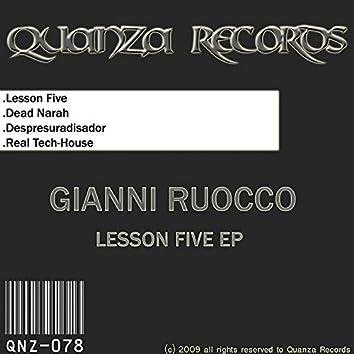 Lesson Five EP