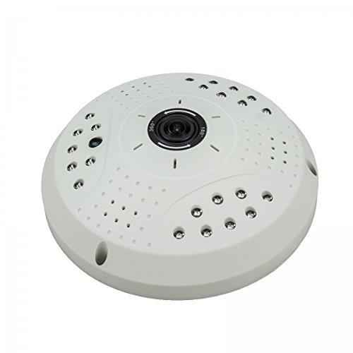Setik - Telecamera Ibrida 4in1'Ahd/Tvi/Cvi/Analogica' fino a 1080P Fisheye 1.56mm - Setik - DMHYB20FISH