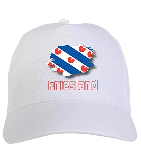 Typolitografie Ghisleri cap wit Friesland Holland vlag klittenbandsluiting 116