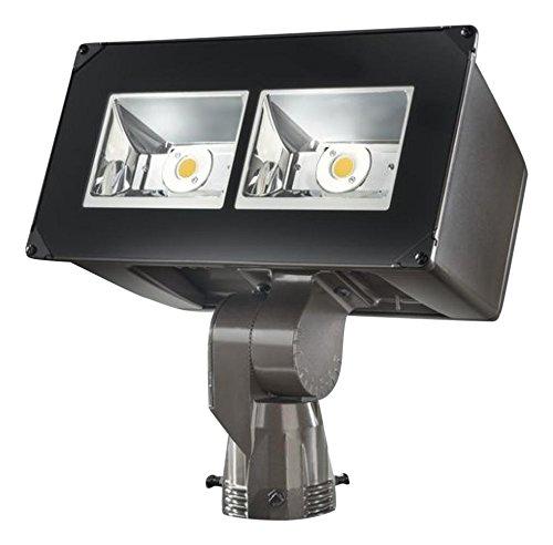 """Lumark NFFLD-A25-S LED Floodlight, NFFLD, 85W, 4000 K, 120-277V, 6"""" x 6"""", Slipfitter, CBN-BZ"""