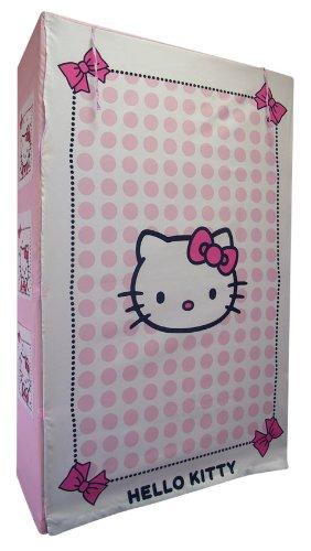 Jemini - 004617 - Ameublement et Décoration - Housse pour Penderie en Bois - Hello Kitty