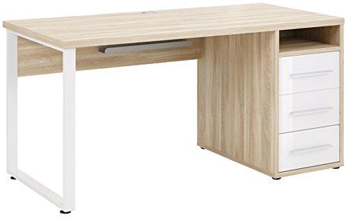 MAJA Möbel Schreibtisch, Metall, One Size