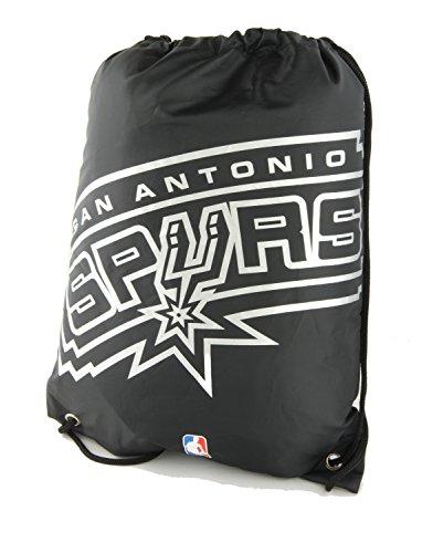 NBA San Antonio Spurs Sacchetto di Gym Nero