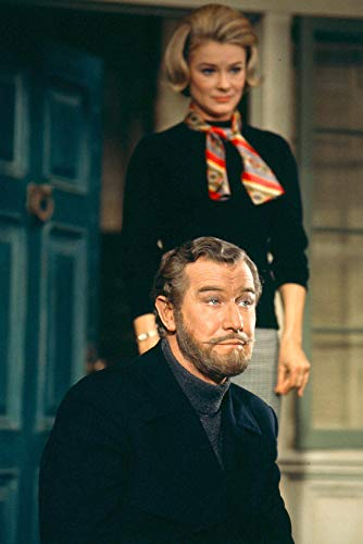 Hope Lange Edward Mulhare The Ghost & Mrs. Muir Tv 24x18 Poster