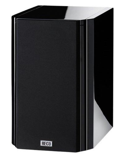 HECO Regal-Lautsprecher Aleva GT 202 schwarz (Paar)