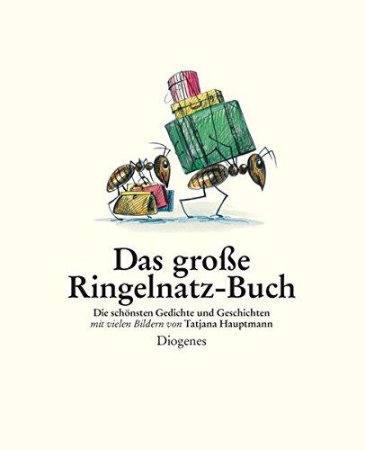 Das große Ringelnatz-Buch (Kinderbücher)